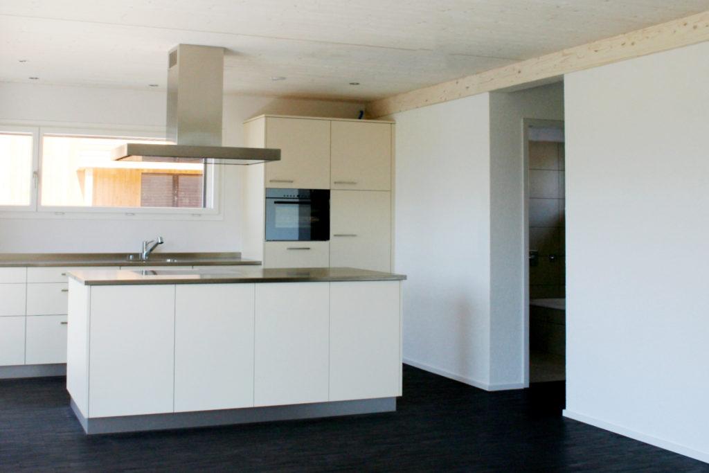 Neubau Einfamilienhaus Uttigen 3hoch4 Architekten